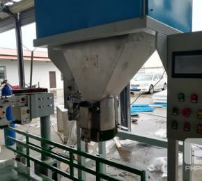 自动定量分装机(秤)在白糖行业的应用与安装调试