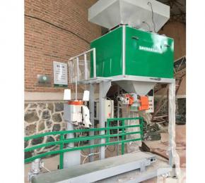 电动自动定量包装机(秤)在粮食行业的应用